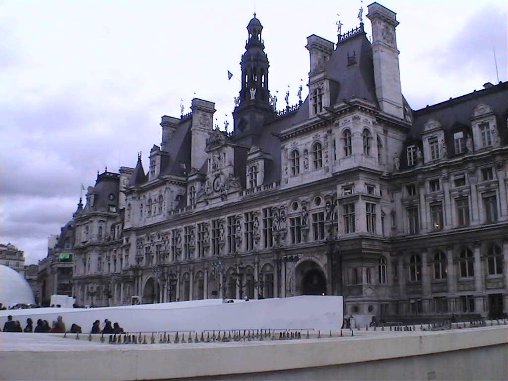 Hotel De La Ville Paris